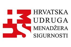 Hrvatska Udruga Menadžera Sigurnosti - Logo