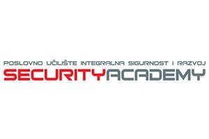 Security Academy - Prijatelj projekta Hrvatski Dani Sigurnosti 2018